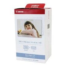 Papel de impressão câmera canon KP 108, subolmação quente universal canon cp series 108