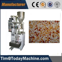 Товары оптом Китай Автоматическая кофе зерно порошок маленький мешочек упаковка техники