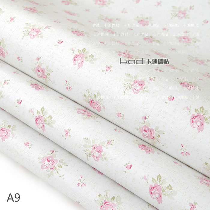 Pvc Wallpaper Bedroom Furniture Rustic White Pink Flower 2 In Wallpapers From Home Improvement On Aliexpress Alibaba Group