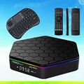 TV Box S912 Octa-core cortex-A53 Kodi 17.0 Pendoo T95Z PLUS Android 6.0 2G 16G 2.4G +5G Dual Wifi Bluetooth Gigabit Media Player