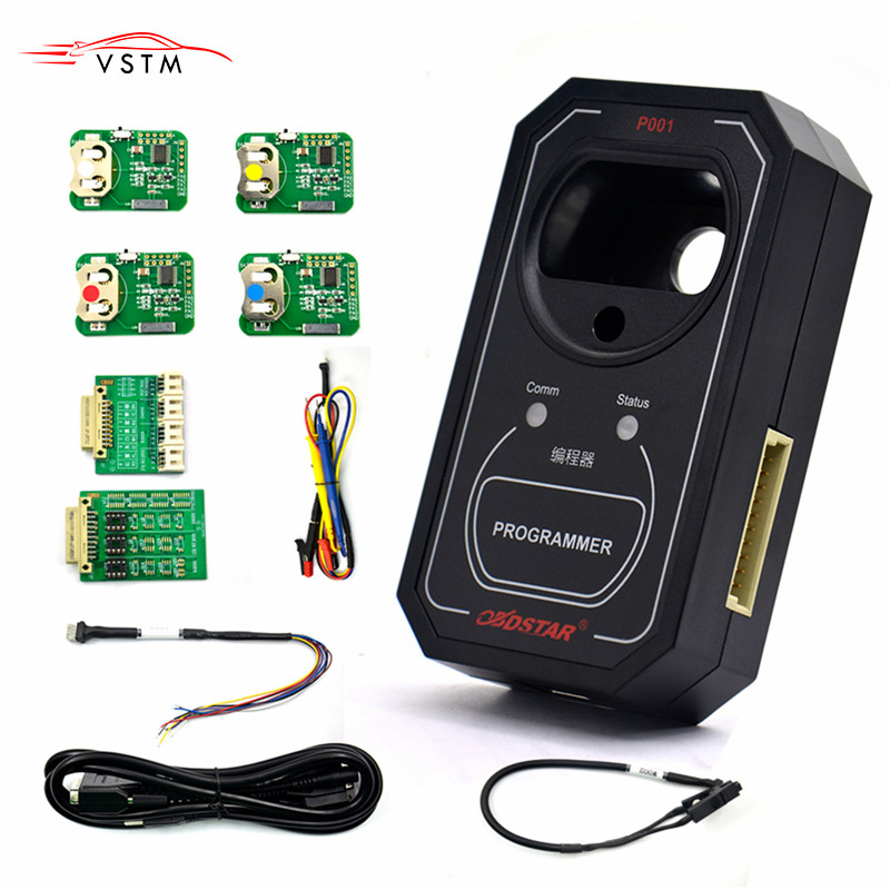 OBDSTAR P001 Programmer Work with OBDSTAR X300 DP Master RFID&Renew Key&EEPROM Functions 3 in 1 OBDSTAR P001-in Auto Key Programmers from Automobiles & Motorcycles