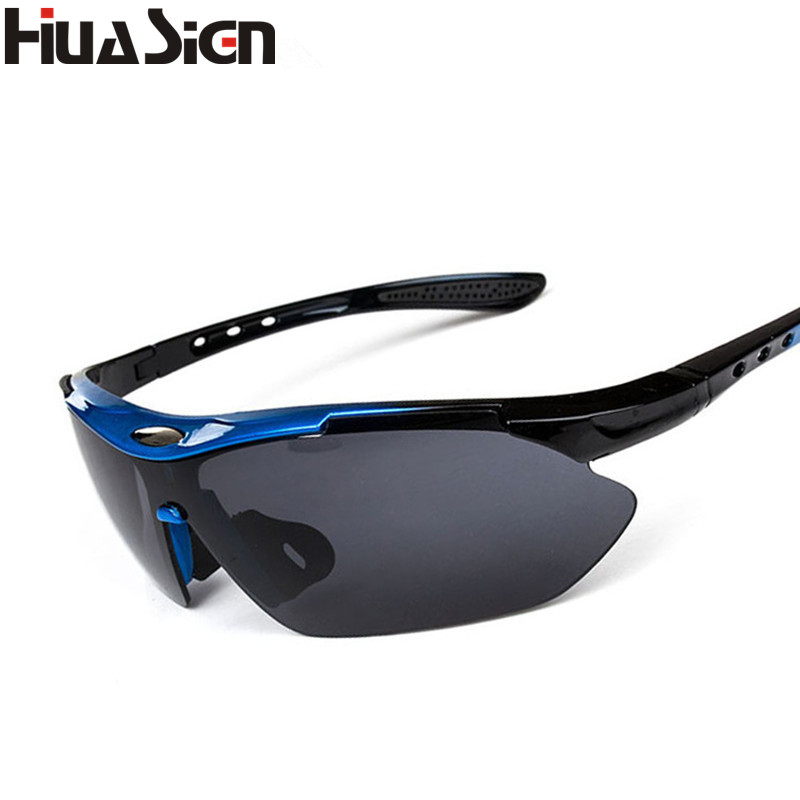 huasign new unisex summer sun glasses affordable anti uv metal frame cycling eyewear sun glass for cycling fishing