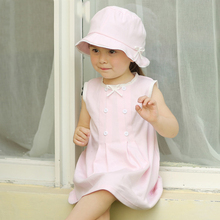 2016 Summer Dress for Baby Girls 1 Years Birthday Party Dress New Born Infant Cotton Frock Design Baby Girl Cotton Dresses