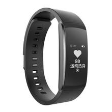 Оригинал iwown i6 pro iwownfit умный браслет с heart rate monitor фитнес-трекер сенсорный экран умный браслет для ios android
