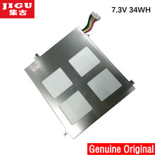 Jigu оригинальный ноутбук Батарея C22-EP121 для Asus Eee Pad B121 Планшеты ПК серии Сланец EP121 B121-A1 EP121
