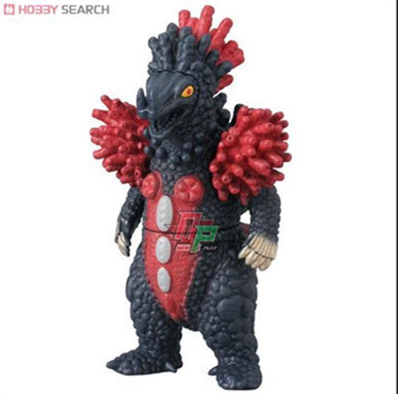 Original bandaiultraman monstro 47 61 61 figura pvc modelo crianças bonecas brinquedos estilo