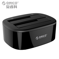 Orico Big Promotion Black Universal Dock Support 2 5 3 5 Hdd Ssd With PC Clone