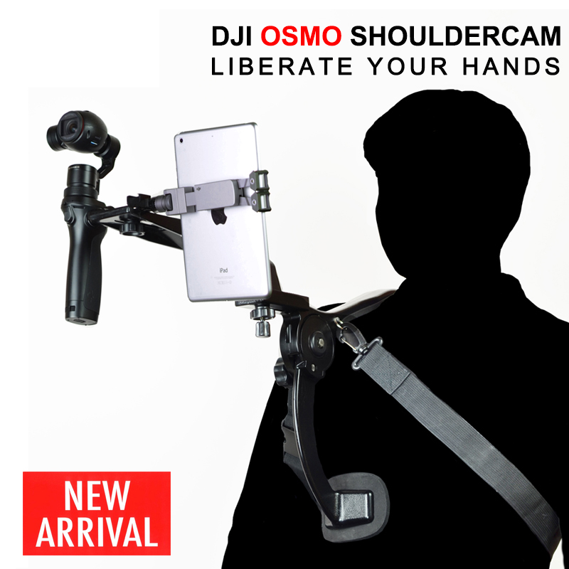DJI OSMO Shoulder Mount Holder OSMO Camera Shoulder Support Release Hand Video artifact Accessories