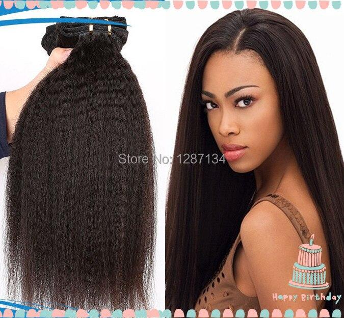 Sexy Hot Sale Human Brazilian Straight Hair Weave Bundles Italian