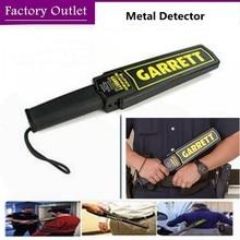 GARRETT metal detector Professional Portable Metal underground Detector de metal altin dedektor knife lighter Security checker