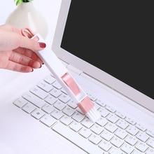2 stücke Pinsel Startseite Küche Klapp Pinsel Reinigung Werkzeuge Fenster Track Reiniger Nut Reinigung Pinsel Haushalt Pinsel Reiniger Tastatur