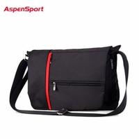 AspenSport 2017 Hot Men S Messenger Bags Large Shoulder Crossbody Bags Versatile Bags High Quatily Business