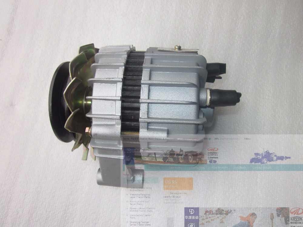Шанхай и молодых мам SH-504 Запчасти для трактора, генератор переменного тока 12 V/14В, номер детали: