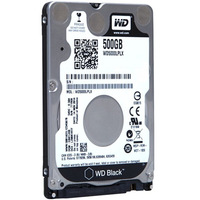 WD Black 500G 2 5 SATA III Internal Hard Disk Drive 500Gb HDD HD Harddisk 6Gb