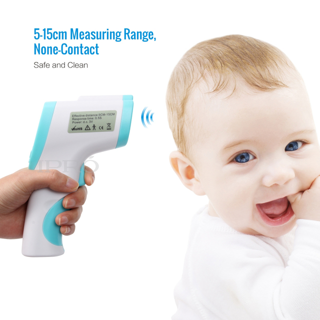 Accurate Digital Multi-Function Infrared Forehead Body Thermometer Gun Non-contact Termometro For Adult Kids Diagnostic-tool