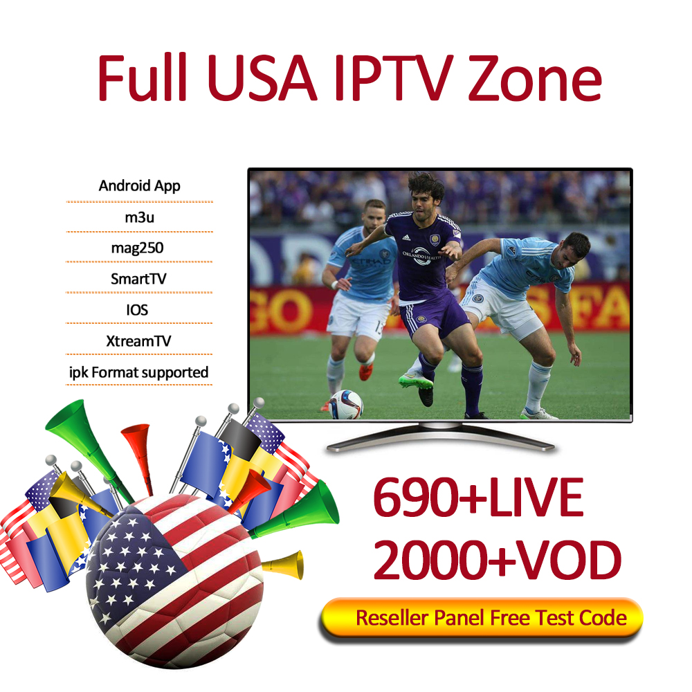 Latin America Iptv Subscription USA Brazil French Arabic IPTV spain m3u  7000 Live free test xxx hot For Android Box smart TV