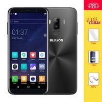 Bluboo Pantalla S8 5.7 ''Full 4G LTE Smartphone 3 GB RAM 32 GB ROM MTK6750T Octa Core Android 7.0 de Doble Cámara Trasera Del Teléfono Móvil