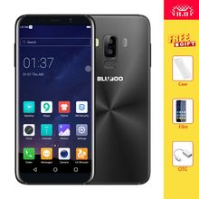 "Bluboo S8 5.7"" Full Display 4G LTE Smartphone 3GB RAM 32GB ROM MTK6750T Octa Core Android 7.0 Dual Rear Camera Mobile Phone"