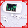 Visual electronic stethoscope +ECG + SpO2 VESD for clinical doctor use patient test heart beat CE/FDA