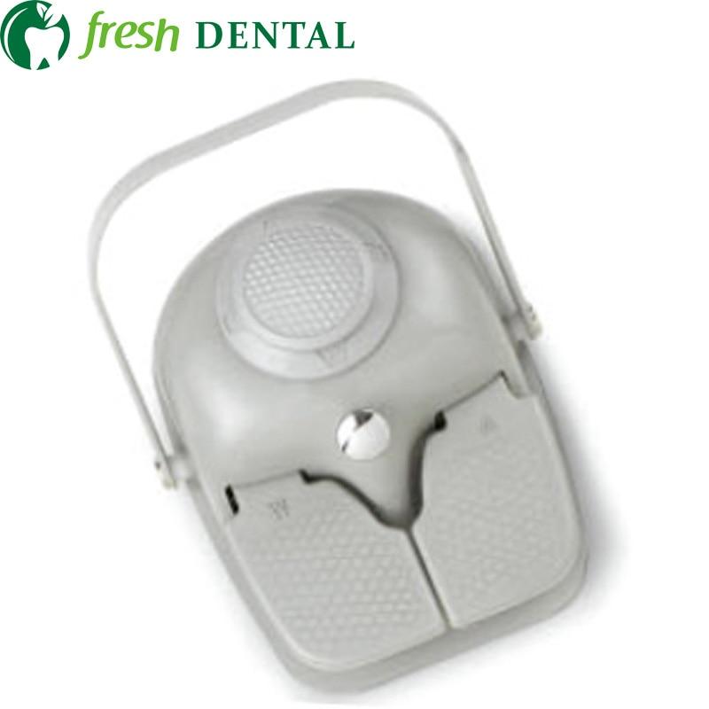 1X Dentaire Pied Contrôle Contrôleur Pédale dentaire multifonctionnel commutateur au pied pédale fauteuil dentaire unité matériaux équipement SL1104