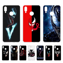 Venom For Huawei Nova 3i Case Cartoon Lace Silicone Soft TPU P Smart Plus Cover Protection Nova3i Bumper