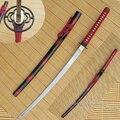 Sword Ручной Катана иайто 1060 Высокоуглеродистой Стали Полный Тан Профессиональный Для Боевых Искусств