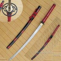Iaito Sword Handmade Katana 1060 High Carbon Steel Full Tang Professional For Martial Art