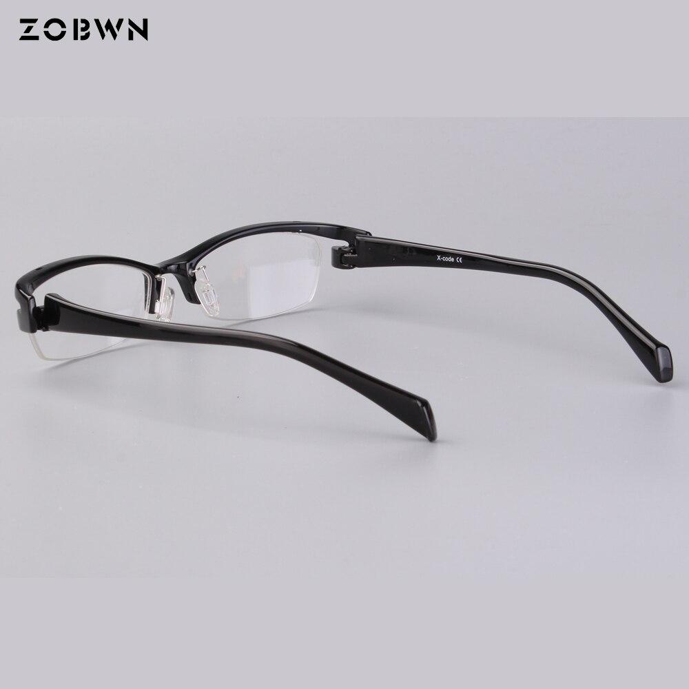 Frauen Form 54 Mädchen Mischen Brillen 140 Schmetterling Stipule Großhandel 18 Halbrand 5 Farben Super Business Leicht Brille SA18qWOAp