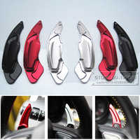 DEE Car Accessory for Volvo S60L XC60 S80 XC70 V60 V40 Aluminium Refit Steering Wheel Shift Paddle Shifter Extension Decoration