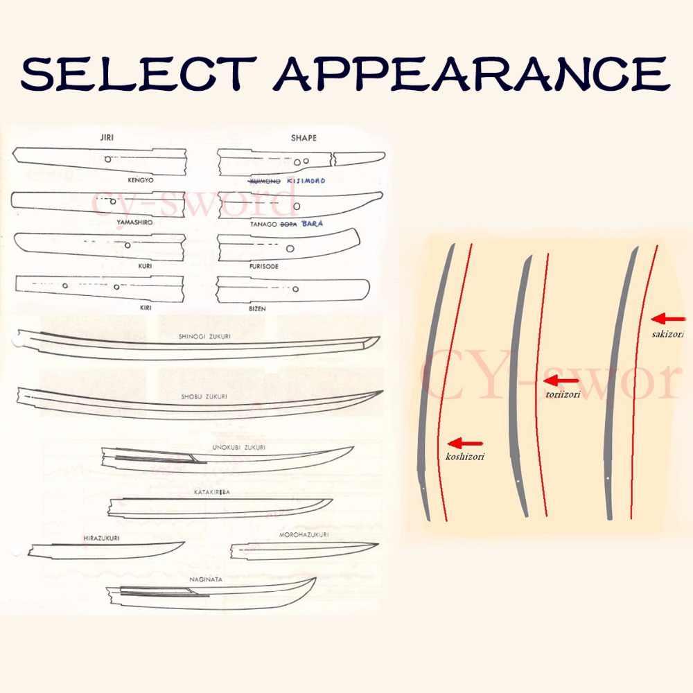 medium resolution of  espada de samur i japon s katana wakizashi tanto nodaqui con enlace personalizado