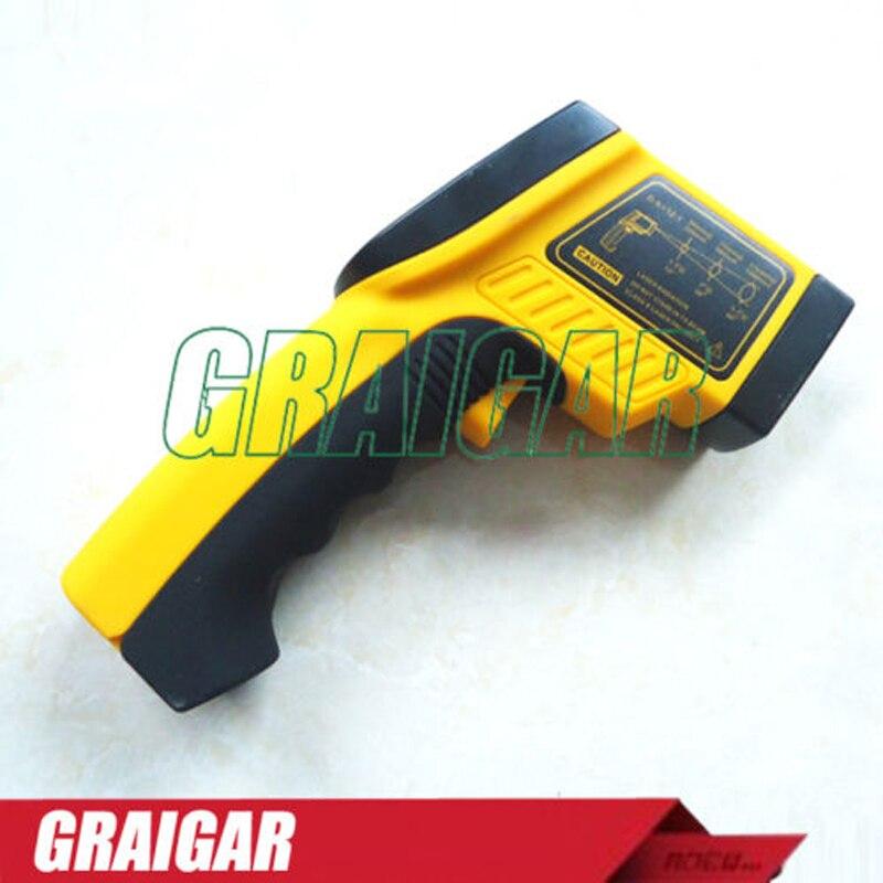 Digital Noncontact Infrared Thermometer Smartsensor AR852B+ (-50~700C,-58~1292F),Free Shipping,wholesale,retail, измеритель освещенности smartsensor ar813