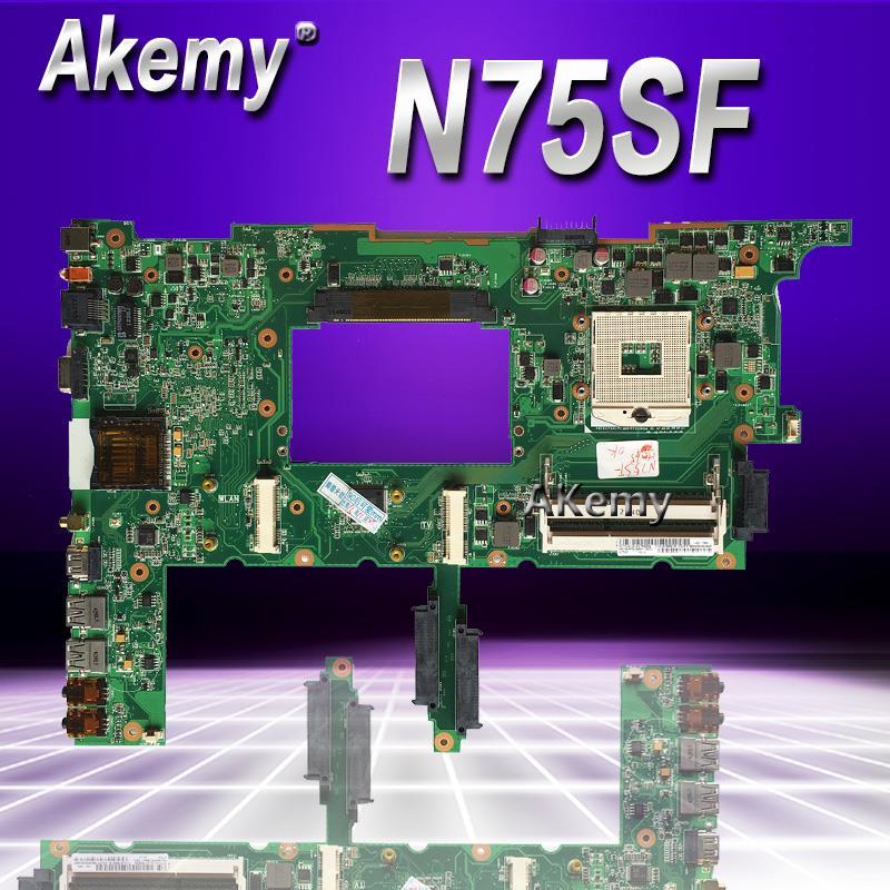 Akemy For ASUS N75SF Motherboard HM65 REV 2.2 60-N69MB1400-C03