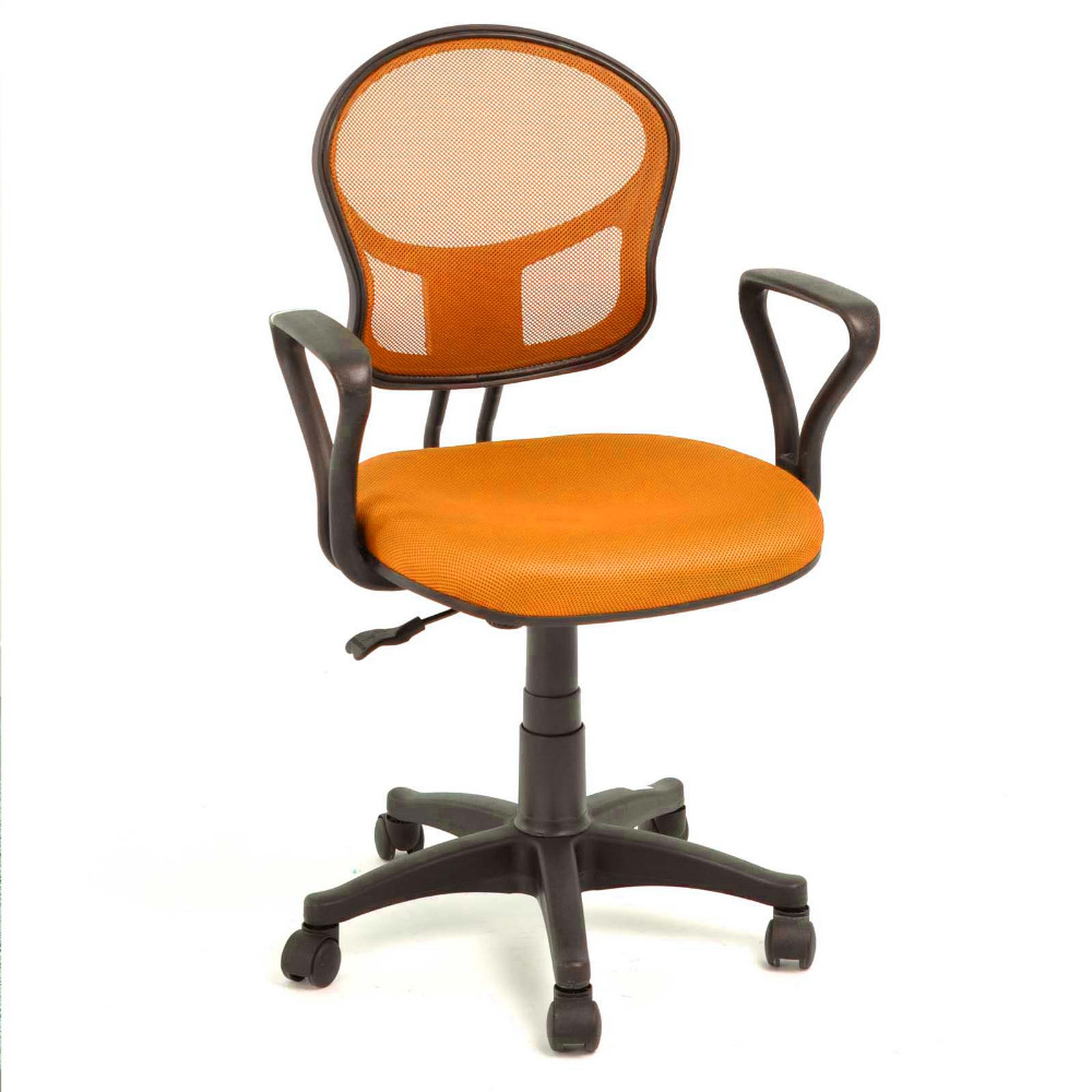 aingoo breathable office computer chair with arms with fabric pads