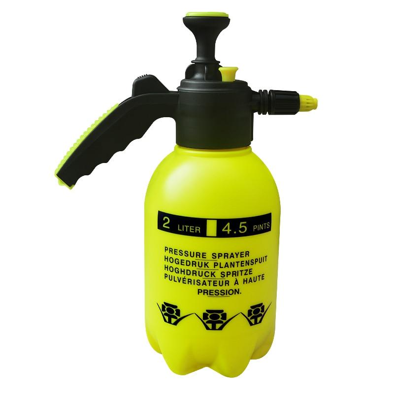 2L Sprayer Portable Pressure Garden Spray Bottle Kettle Plant Flowers Watering Can Pressurized Sprayer Gardening Tools Agricola