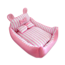 Soft Winter Foldable Dog Bed / 2 Colors