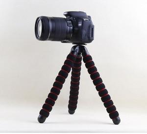 Image 1 - Kaliou 大サイズテーブルデスク柔軟なスポンジタコ三脚移動プロ 6 5 4 3 2 1 キヤノンニコンソニー一眼レフ