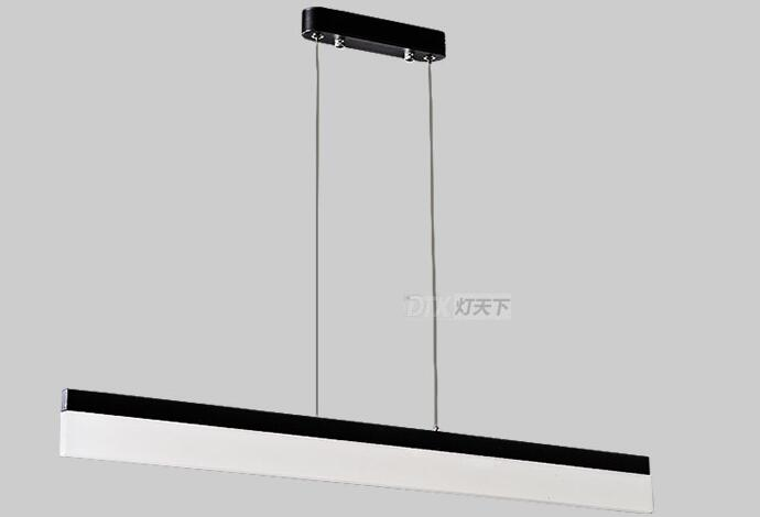 Lampade A Sospensione Led : Moderno ufficio illuminazione personalità ciondolo luce ristorante