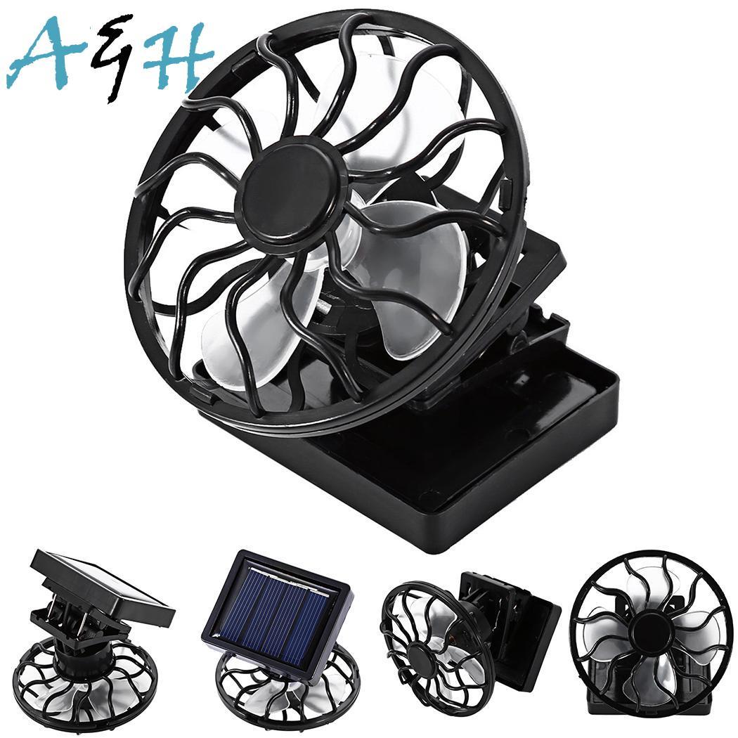 Hat Mini Solar Powered Clip Fan Cooling Fan Portable Cap Fan цена и фото
