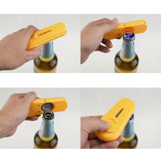 Bottle Cap Launcher 4