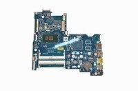 SHELI FOR HP PAVILION 15-AC Laptop Motherboard W/ I7-6500U CPU828185-001 LA-C921P DDR3L 1