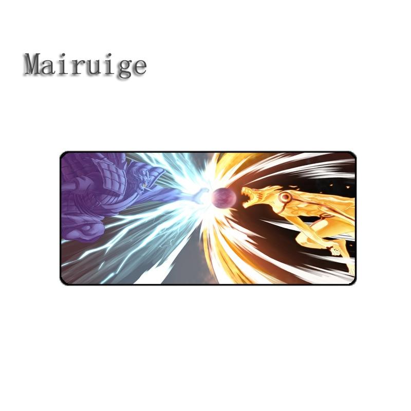 Mairuige Высокое качество аниме Наруто коврик большой стол коврик противоскользящие носить удобные мягкие игровой коврик Diy