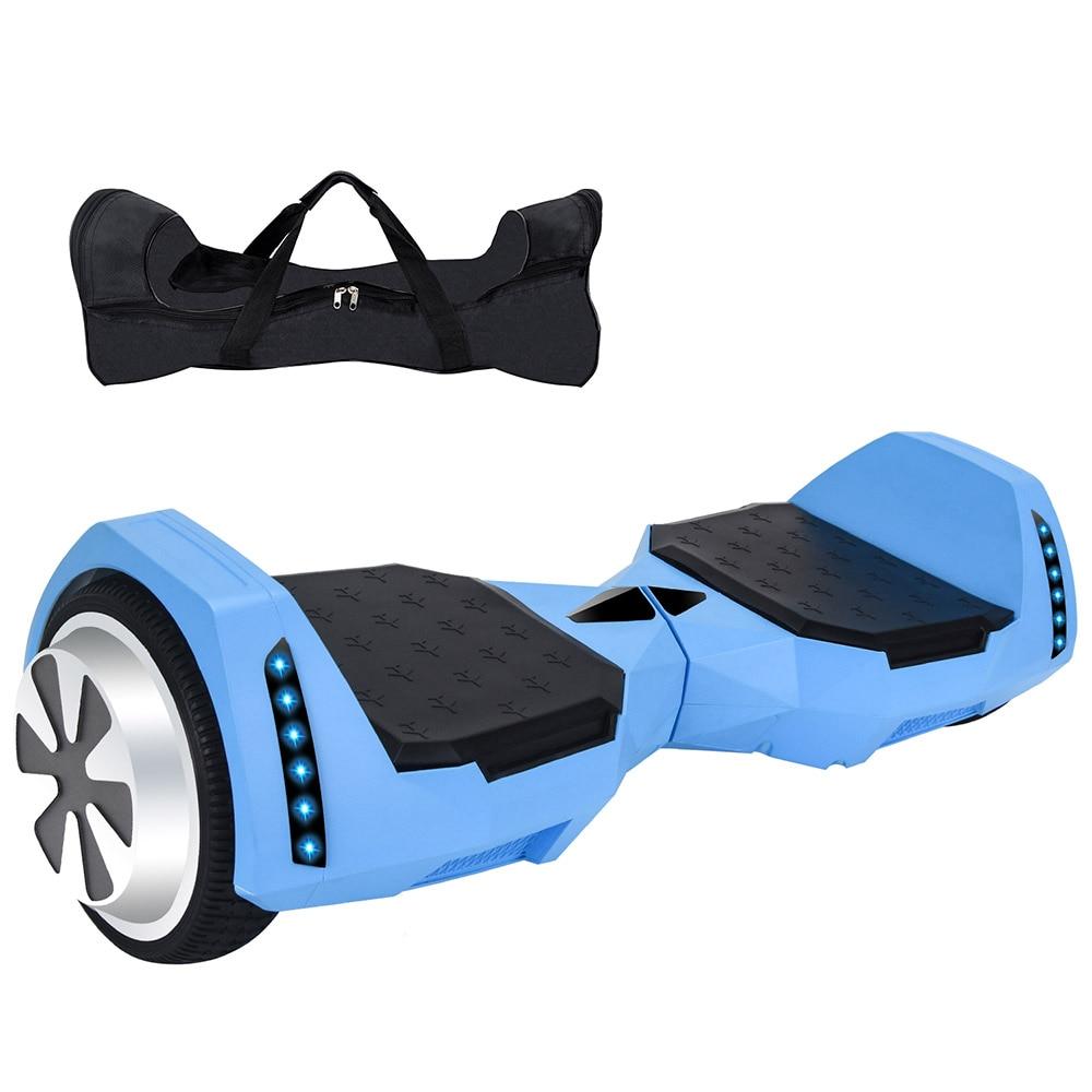 Hoervboard 6,5 Дюймов Электрический самокат скейтборд двухколесный умный скутер с Bluetooth динамиком Giroskuter - 3