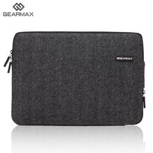 GEARMAX Laptop Bag for iPad Pro 12.9 Inch Soft Felt Men's Bag for Macbook Air 13 Christmas Gift Laptop Computer Bag 13.3 Pouch