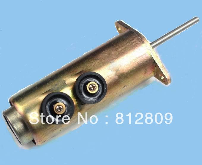 Fuel Shutdown Shut Off Solenoid Valve 110-6466 6T-4121 / 1106466+free fast shipping 1011 fuel shutdown shut off solenoid valve 0428 7116 04287116 engine