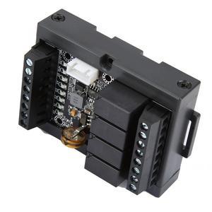 Image 5 - FX1N 10MR programlanabilir mantık denetleyicisi PLC endüstriyel kontrol panosu ile kabuk DC 10 28V