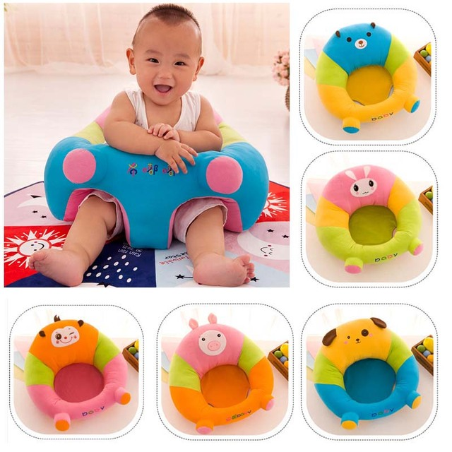 Popular Baby Play Mat Plush Chair for Infant Learn Sit Baby Chair Mat Play Game Mat Sofa For Your Plan - Lovely baby activity chair Inspirational