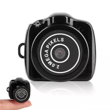 Mini Camera Recorder Digital Compact Camera DVR Voice Recorder Action Camera Support TF Card Slot