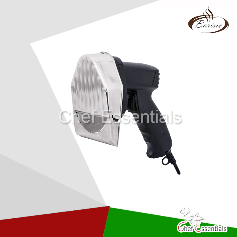BPAK-100T Electric Kebab Slicer meat slicer Thickness adjusting consistent size with lightweight plastic anti-slip body cutter 1pc hot sale 100%quality guaranteed doner kebab slicer two blades electrical kebab knife kebab shawarma gyros cutter