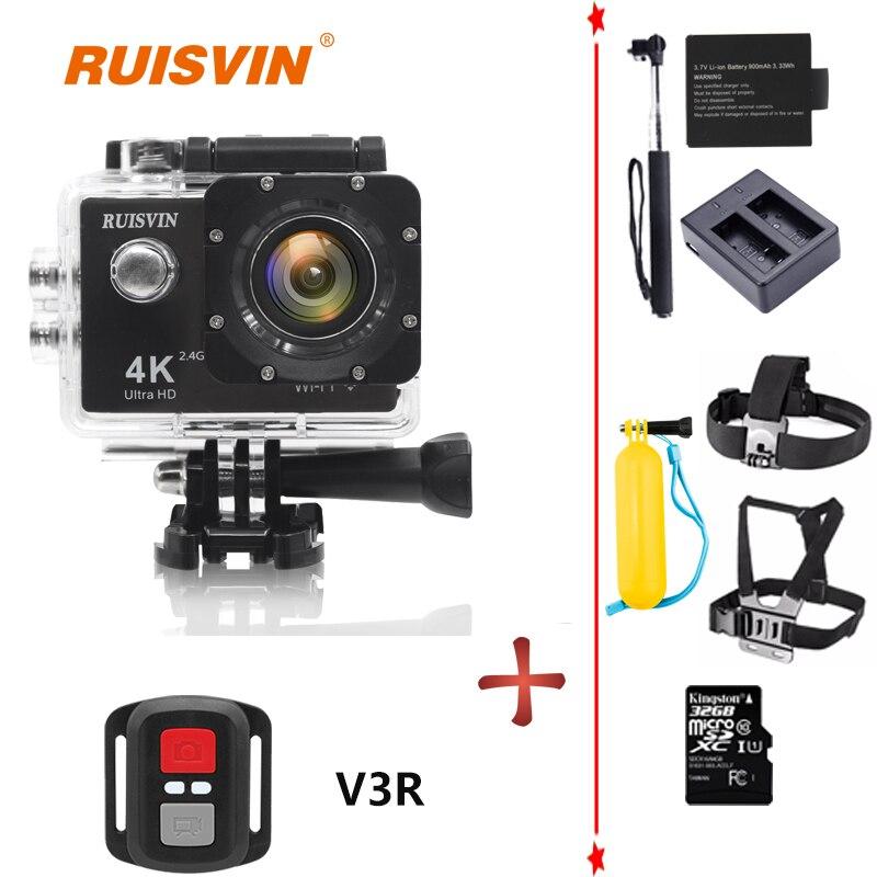 Ruisvin S30a Wifi Action Kamera Stil Sport Dv Helmkamera Ultra Hd 4 Karat Novatek 96660 30 Mt Gehen Wasserdicht Pro Sport Kamera Unterhaltungselektronik Sport & Action-videokamera