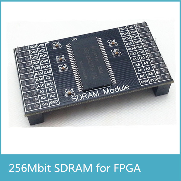 256Mbit SDRAM module suit FPGA development board